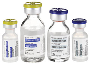 anticoagulante heparina sodica